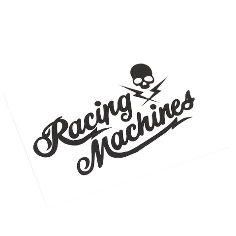 ILLEST RACING MACHINES STICKER
