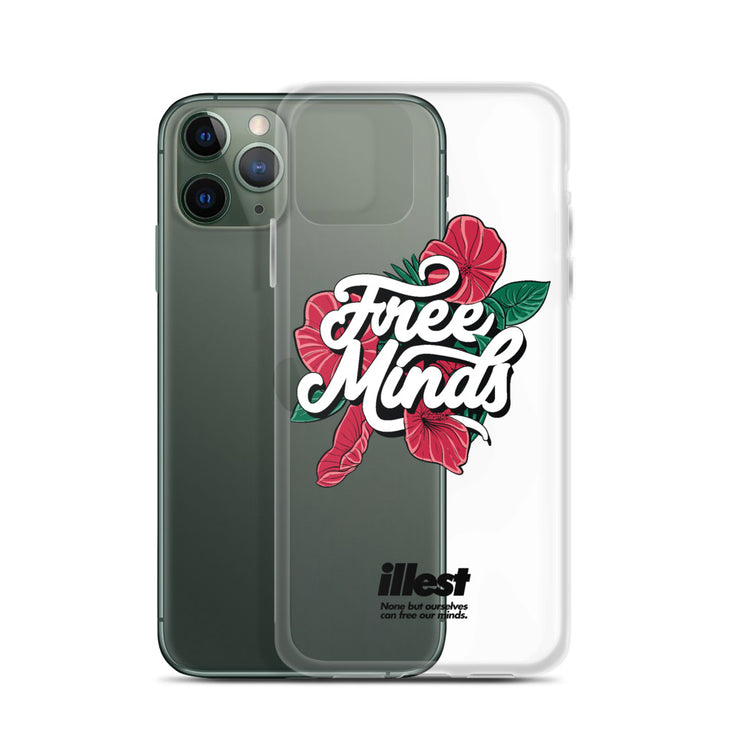 IPHONE CASE - FREE MINDS