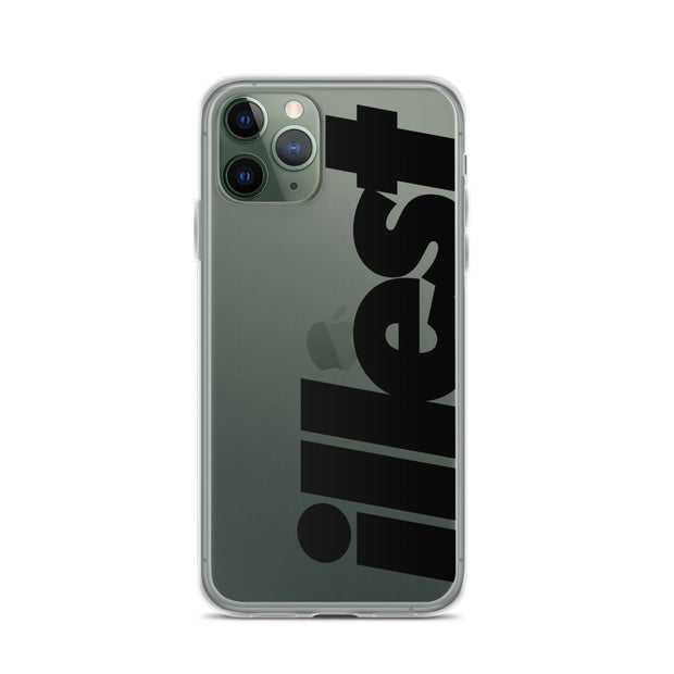 Iphone Case - Bold Logo Black