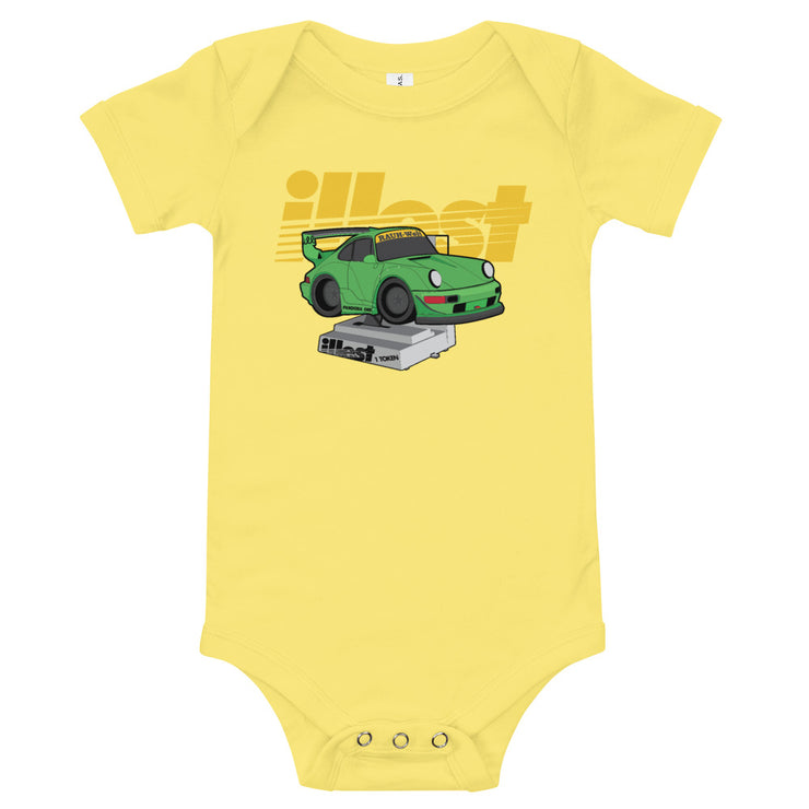 Infant - One Piece Quarter Machine