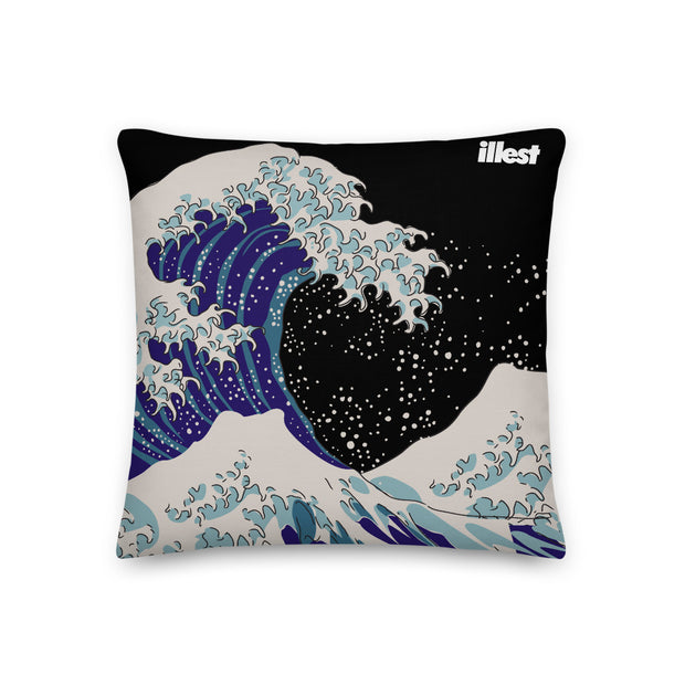 Premium Pillow - Wave