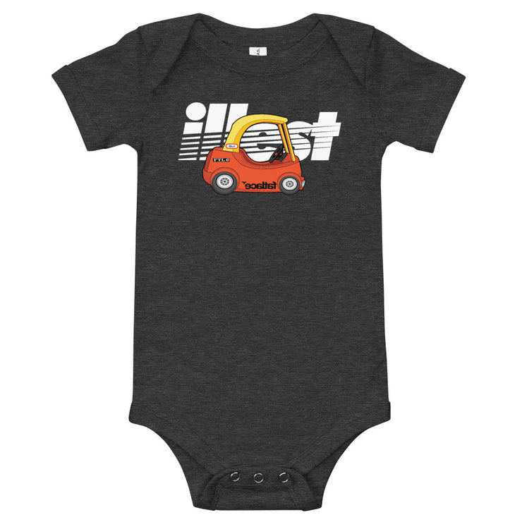 Infant - Illest One Piece Grocery Runner