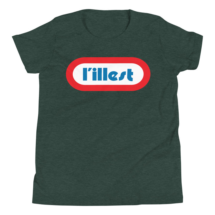 Youth Short Sleeve T-Shirt - Li'illest