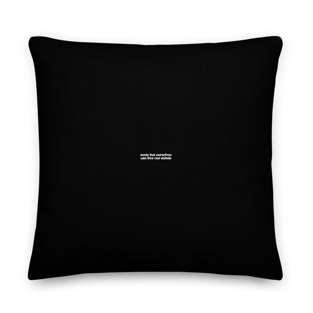 Premium Pillow - Bold Wave