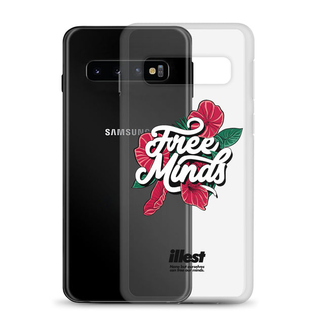 SAMSUNG CASE - FREE MINDS