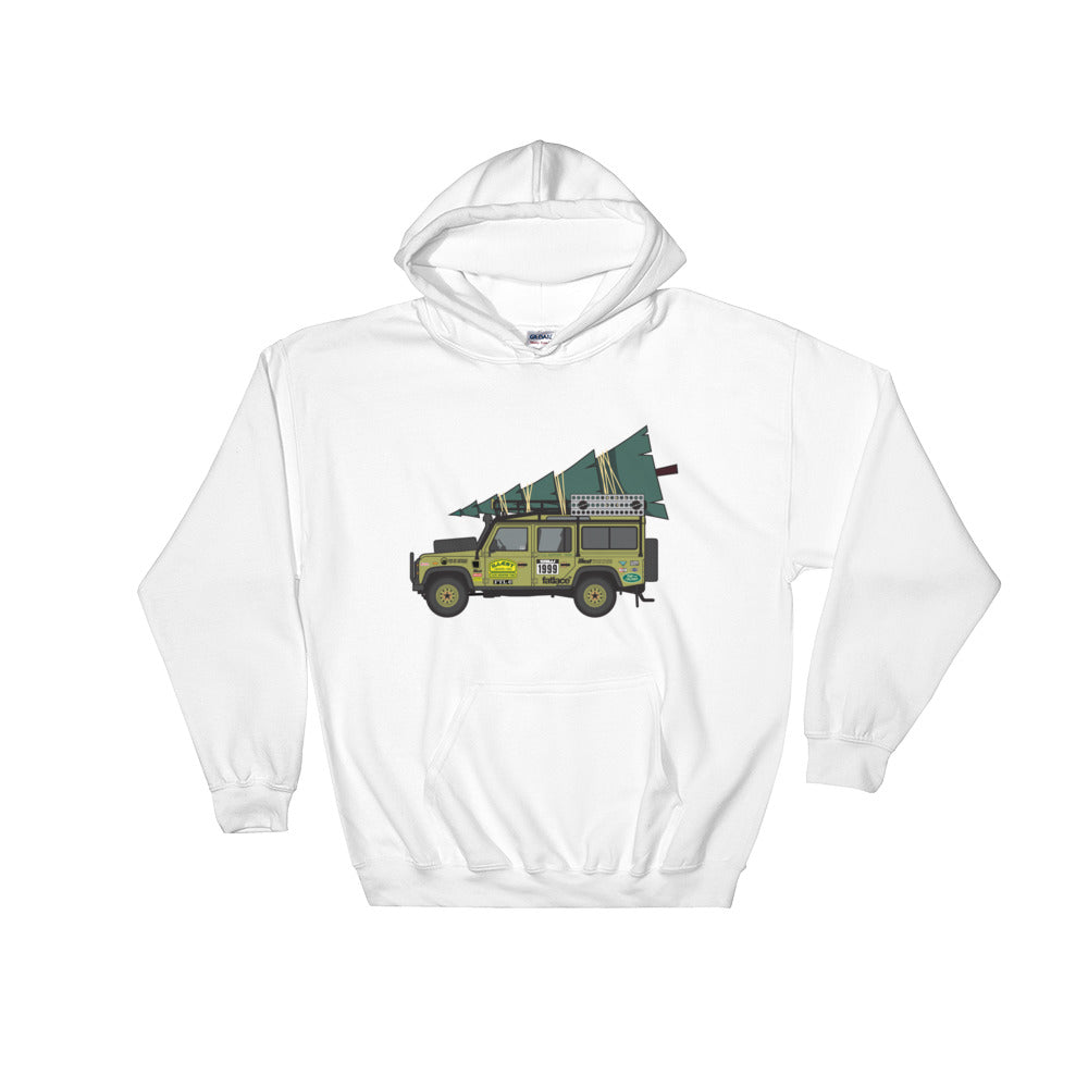 DEFENDER HOLIDAY HOODIE - MORE COLORS