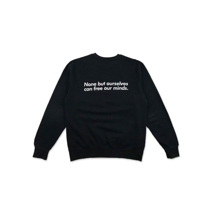 BASICS ATHLETIC CREWNECK