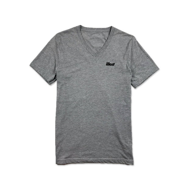 FITTED V-NECK