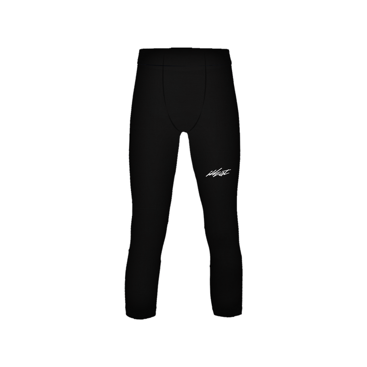 Men's Leggings - Flight Black