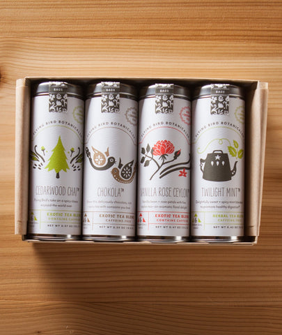 Holiday Cheer Tea Gift Box