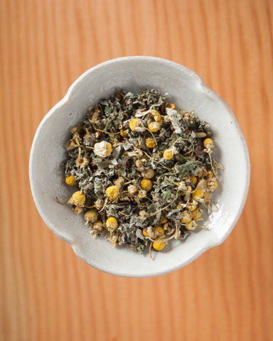 Whatcom Chamomile Loose Leaf