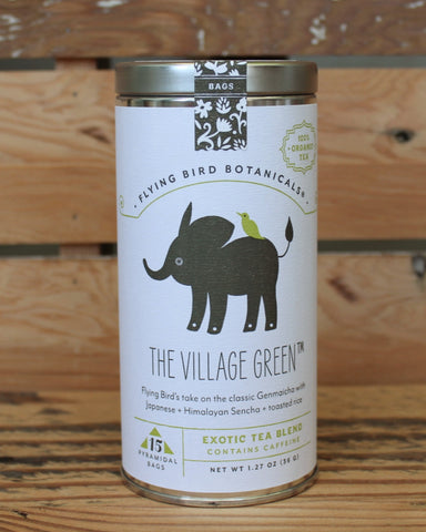 The Village Green Tea Bags