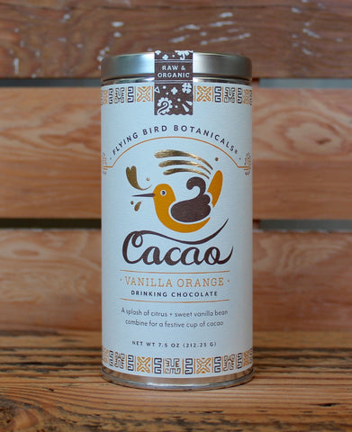 Cacao Vanilla Orange
