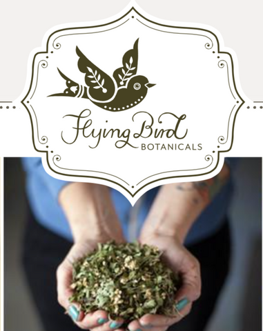 A Flying Bird Botanicals Gift Card