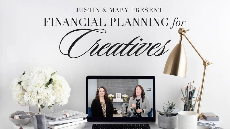 Retirement & Financial Planning for Creative Small Business Owners