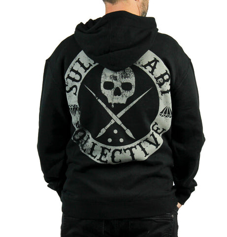 BADGE OF HONOR HOODIE