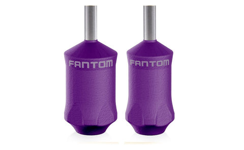 BISHOP-Fantom V2 Aluminum Cartridge Grip - Matte Purple