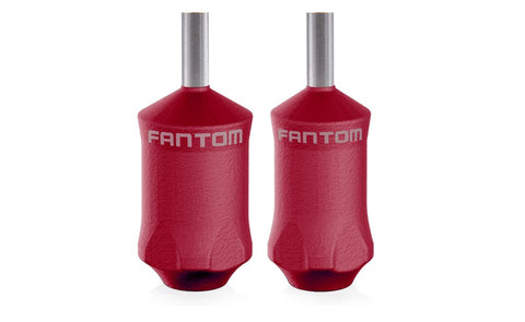 BISHOP-Fantom V2 Aluminum Cartridge Grip - Matte Red