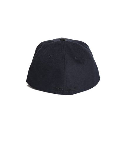 ETERNAL FITTED HAT NAVY/BLACK