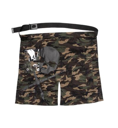 TATTOO APRON CAMO