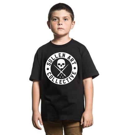 SULLEN BADGE YOUTH TEE