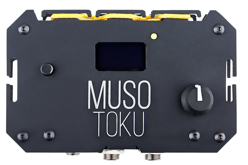 MUSOTOKU Unlimited Power For Tattoo (Black)