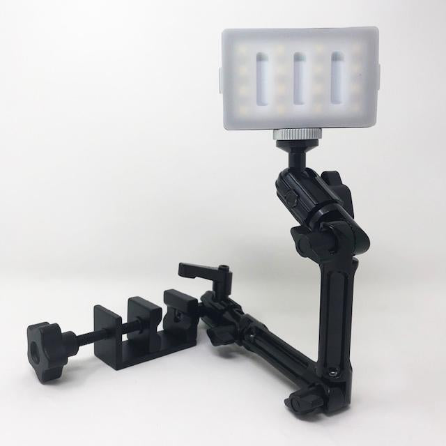 TRUE TATTOO Arm Rest Light and Extension