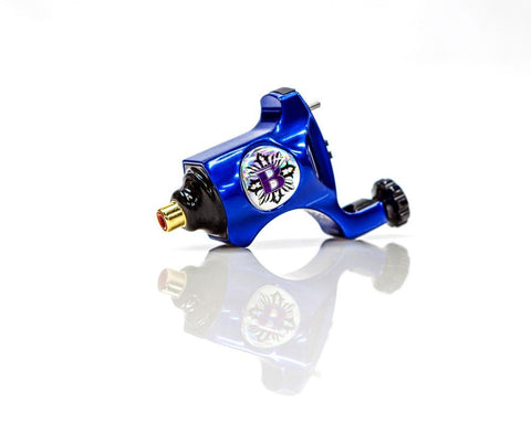 BISHOP Royal Blue - Bishop Rotary Tattoo Machine