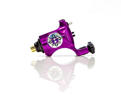 BISHOP Beatnik Purple - Bishop Rotary Tattoo Machine