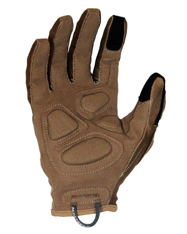 Recoil Guard Shooting Gloves - Tan