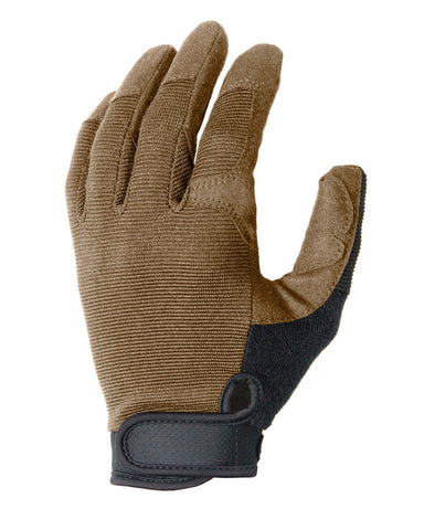 Performance Shooting Gloves - Tan