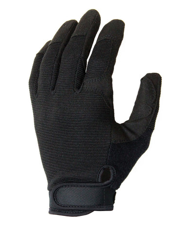 Performance Shooting Gloves - Black