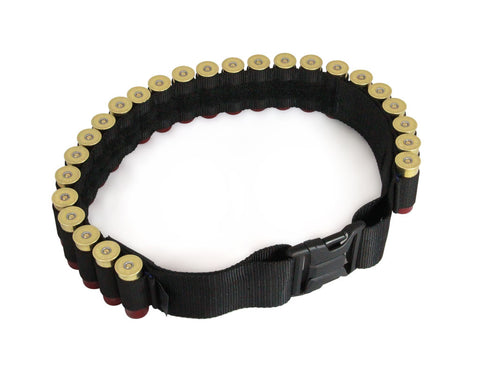 Shotgun Belt - MSBRG005-BLK