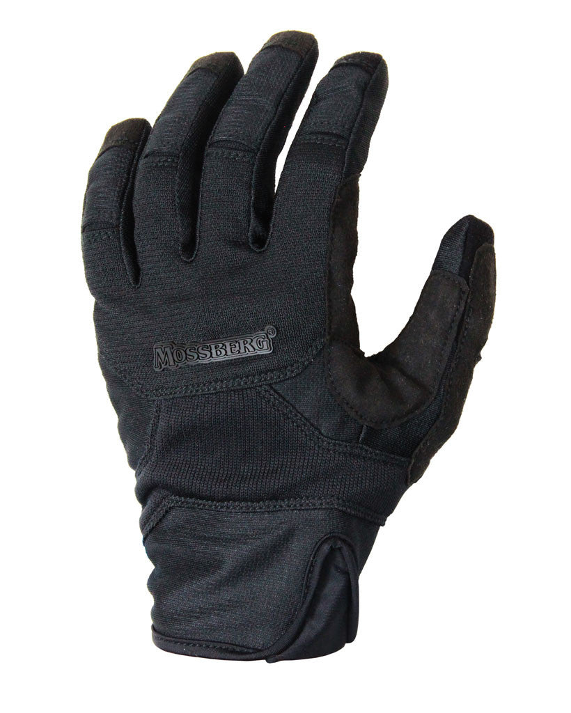 Technical Shooting Gloves - Black
