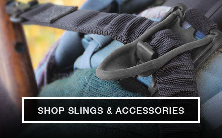 Shop slings and accessories