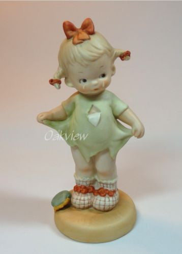 Memories of Yesterday Mommy I Teared It Figurine 114480-Figurine-Oakview Collectibles