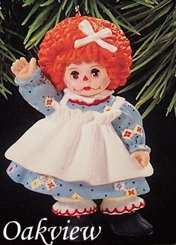 Hallmark 1998 Madame Alexander #3-Ornament-Oakview Collectibles