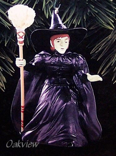 Hallmark 1996 Witch of the West - DB-Ornament-Oakview Collectibles