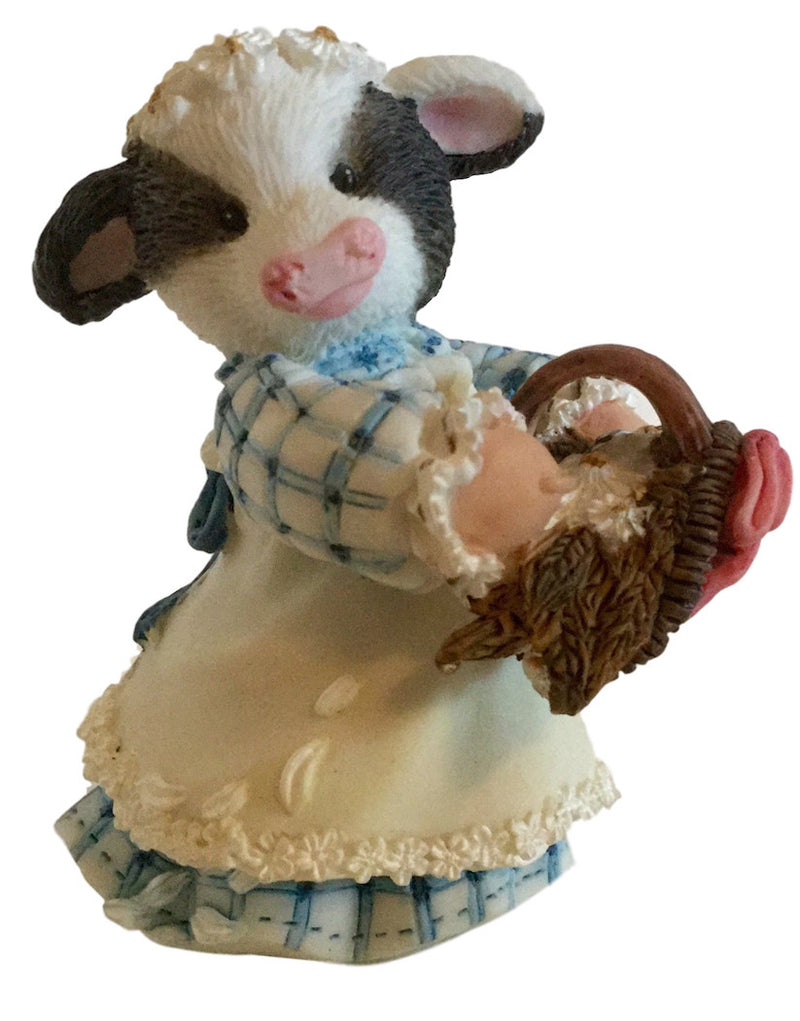 Marys Moo Moos Flour Girl-Figurine-Oakview Collectibles