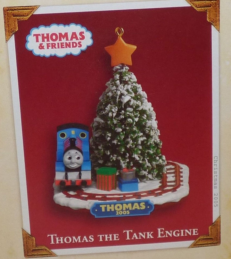 Hallmark 2005 Thomas the Tank Engine-Ornament-Oakview Collectibles