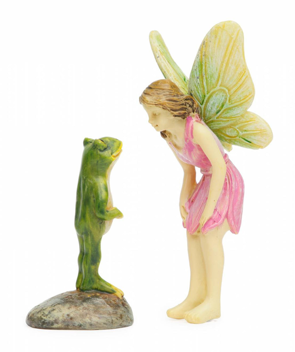Miniature Fairy Garden Are You Really A Prince-Fairy Garden-Oakview Collectibles