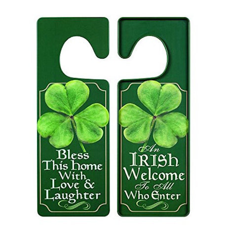 Irish Door Hanger-Door Hanger-Oakview Collectibles