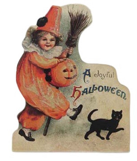 Bethany Lowe Vintage Halloween Child Dummy Board (Joyful)-Dummy Board-Oakview Collectibles