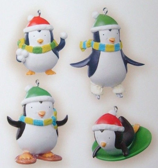 Hallmark 2008 Antarctic Antics-Ornament-Oakview Collectibles