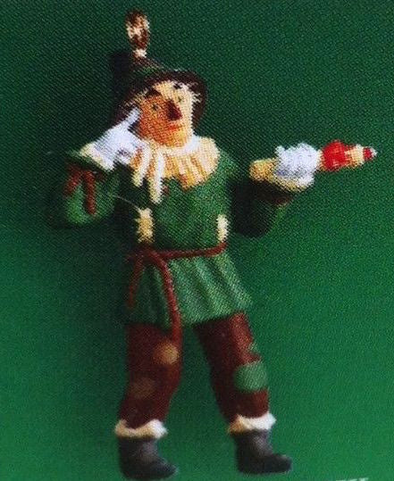 Hallmark 2004 Scarecrow - Miniature-Ornament-Oakview Collectibles