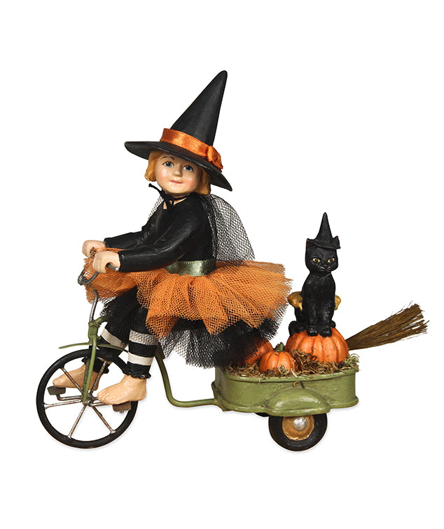 Bethany Lowe Izzies Halloween Ride-Figurine-Oakview Collectibles