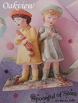 Hallmark 1998 Special Friends World of Wishes Becky Kelly Ornament QEO8523-1995-99-Oakview Collectibles