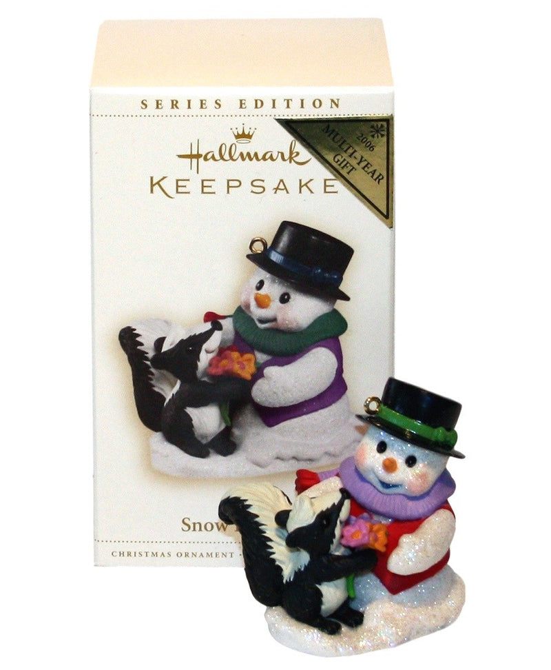 Hallmark 2006 Snow Buddies - Repaint-Ornament-Oakview Collectibles