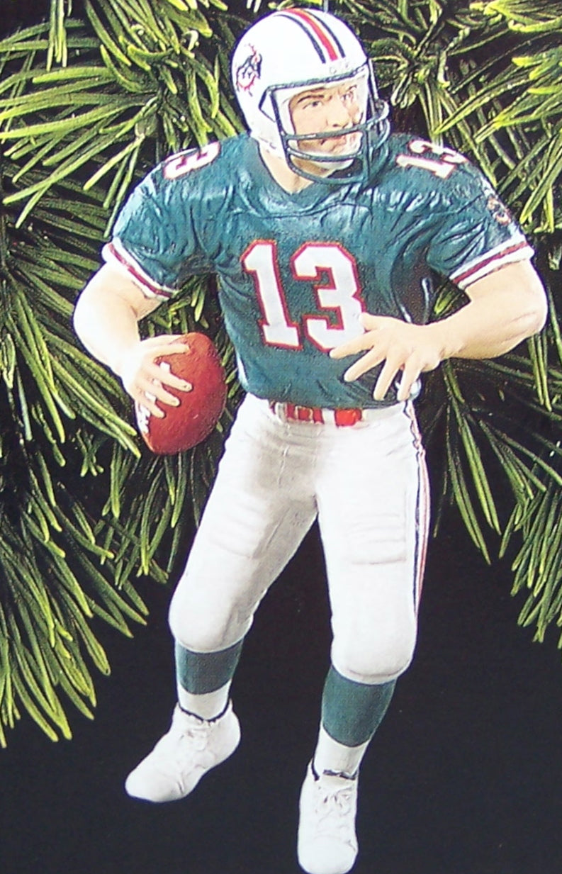 Hallmark 1999 Football Legends #5 Dan Marino-Ornament-Oakview Collectibles