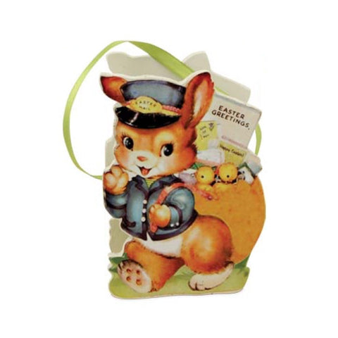 Bethany Lowe Retro Easter Bucket - Bunny-Bucket-Oakview Collectibles